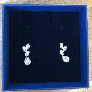Swarovski Tranquility Pierced Earrings
